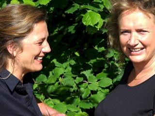 Nicole en Janneke
