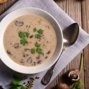champiginionn soep